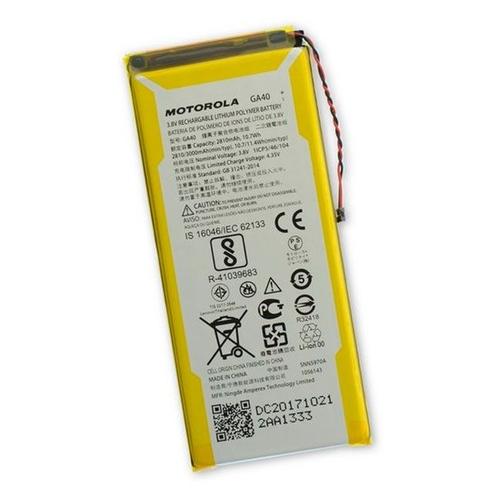 Bateria Moto G4/ G4 Plus - Ga40 *Aaa*