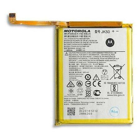 Bateria Moto G7 Power - Jk50 Original