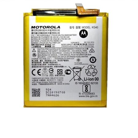 Bateria Moto G8 Play - Kg40 **Aaa**