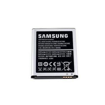 Bateria Sam S3 I9300 - Eb-L1G6Llu C/Cartela