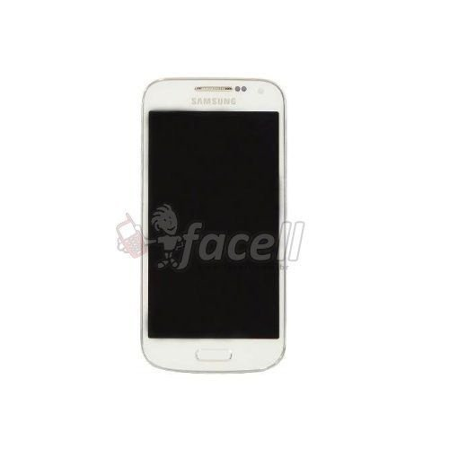 Touch + LCD (Frontal) Samsung Galaxy S4 Mini 9190 / 9192 - Branco