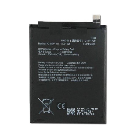 Bateria Asus Zenf Live - C11P1709