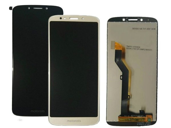 Frontal Moto G6 Play/E5