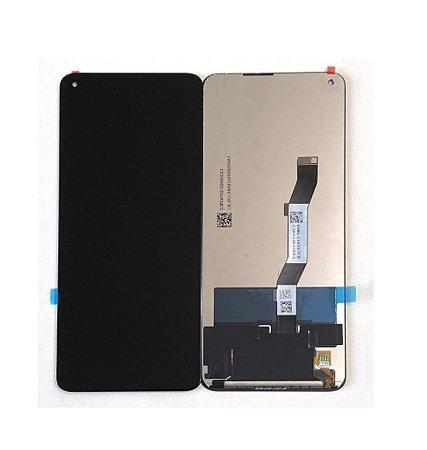 Frontal Xiaomi Mi 10T/10T Pro - Preto