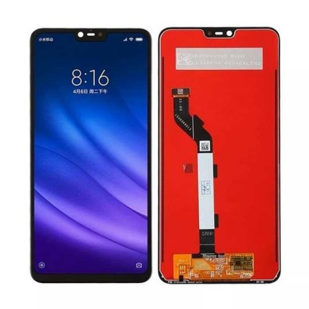 Frontal Xiaomi Mi 8 Lite - Preto
