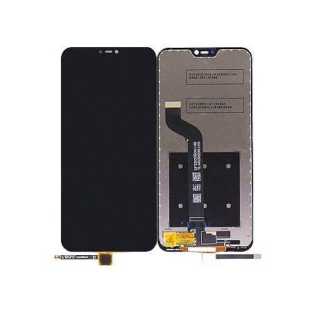 Frontal Xiaomi Mi A2 Lite/Redmi 6 Pro - Preto