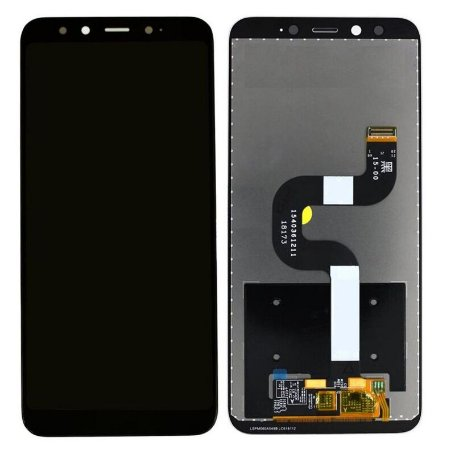 Frontal Xiaomi Mi A2 - Preto