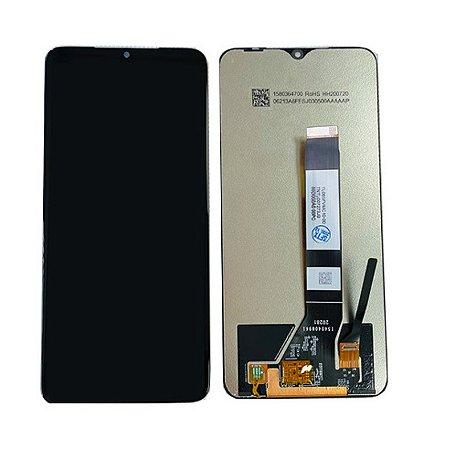 Frontal Xiaomi Poco M3/Redmi 9T - Preto