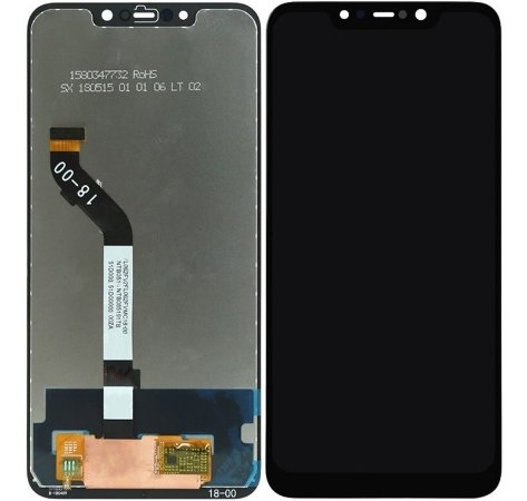 Frontal Xiaomi Pocophone F1 - Preto