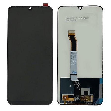 Frontal Xiaomi Redmi Note 8 - Preto