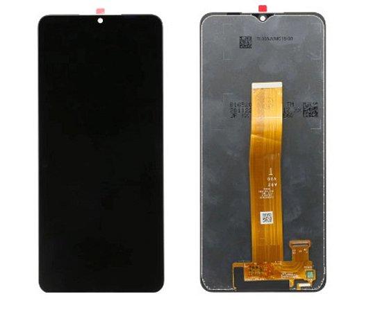 Frontal Samsung A02 - Original Preto S/Aro