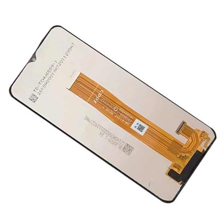 Frontal Samsung A12 - Original Preto S/Aro