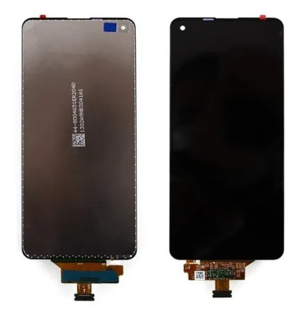 Frontal Samsung A21S - Original Preto S/Aro