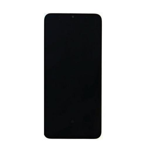 Frontal Samsung A70S - Incell Preto C/Aro