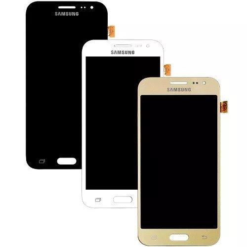 Frontal Samsung J200M - Qualidade Prime S/Aro