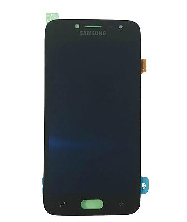 Frontal Samsung J250/J2 Pro - Qualidade Prime Preto S/Aro