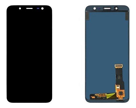 Frontal Samsung J600 - Qualidade Prime S/Aro