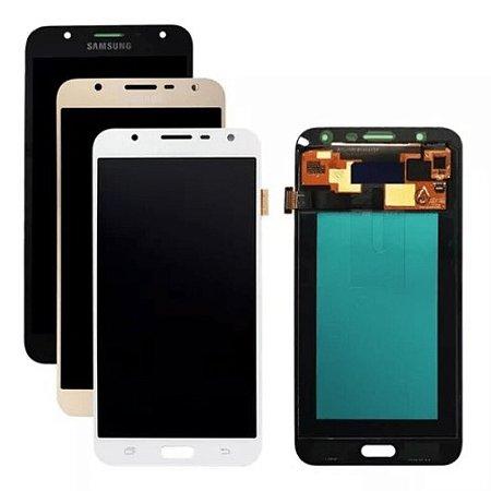 Frontal Samsung J701F Neo - Qualidade Prime Branco S/Aro