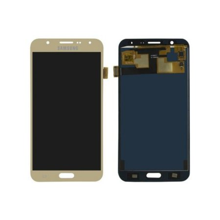 Frontal Samsung J700M - Incell Premium Dourado S/Aro