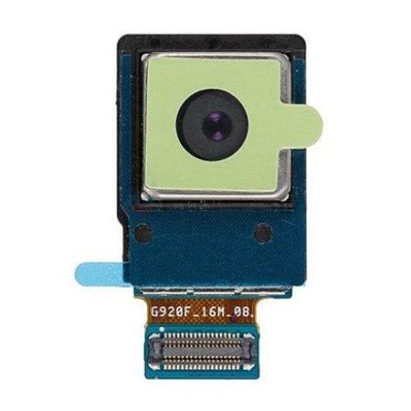 Camera Traseira Samsung S6 Edge
