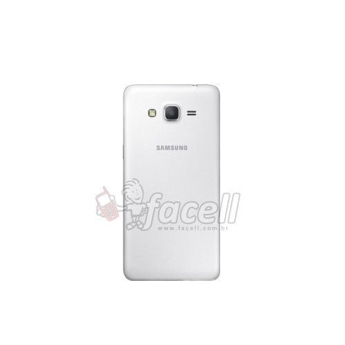 Tampa Bateria Traseira Samsung Galaxy Gran Prime Duos G530 Branco AAA