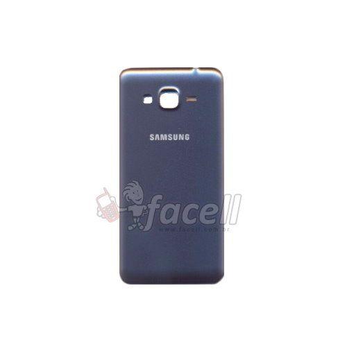 Tampa Bateria Traseira Samsung Galaxy Gran Prime Duos G530 Grafite AAA