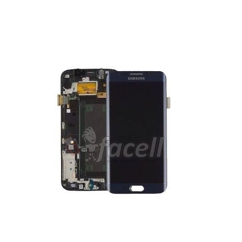 Touch + LCD (Frontal) Samsung Galaxy S6 Edge Sm G925 - Azul