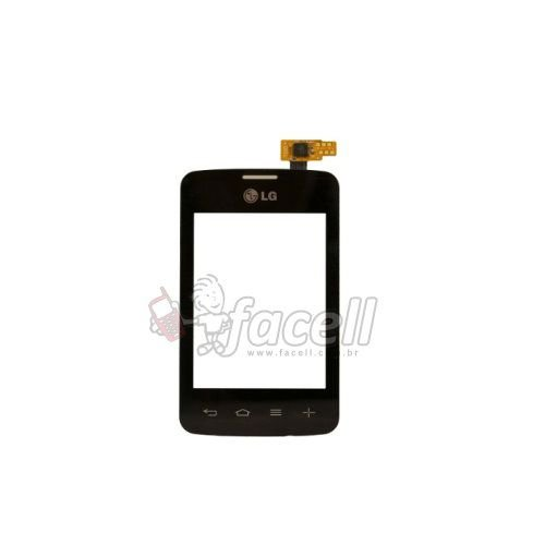 Touch LG L20 D100 D105 D107 Preto AAA