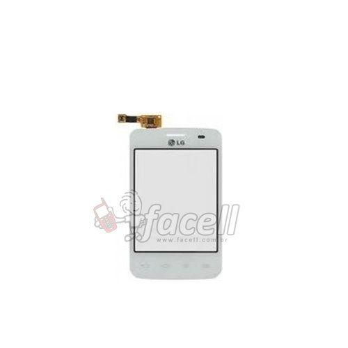 Touch LG L1 Ii E420 Branco AAA