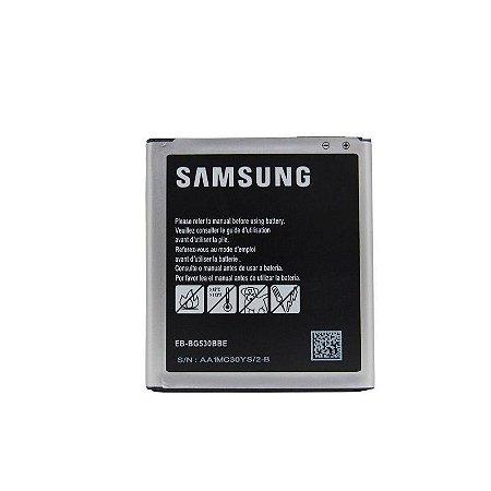 Bateria Gran Prime Duos G530/ G531/ G532/ J2 Pro J250/ J320/ J500/ On5 2600mAh Com Chip Blister