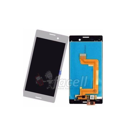 Touch + LCD (Frontal) Sony Xperia M4 Aqua E2006 / E2303 / E2353 - Branco