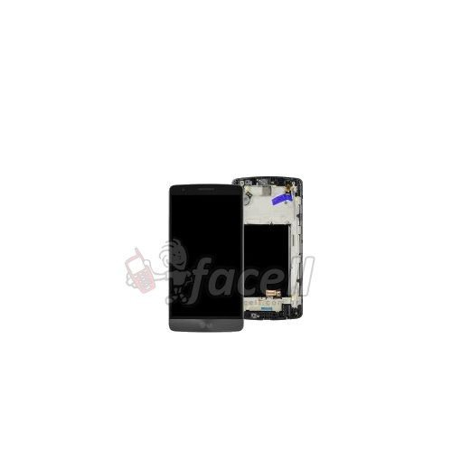 Touch + LCD (Frontal) LG G3 Mini Beat D722 / D724 / D725 / D724 - Preto
