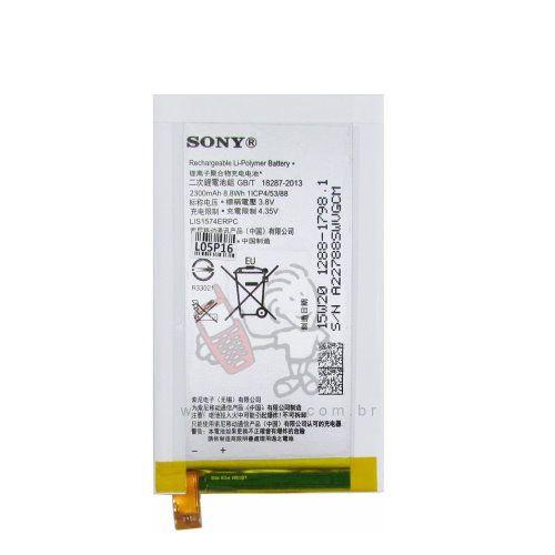 Bateria Sony Xperia E4 D2104 E2114 E2124 Lis1574erpbc 2300 Mah - Original