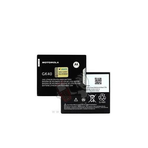 Bateria Motorola Moto G4 Play/ Moto G5 GK40 Original Importada