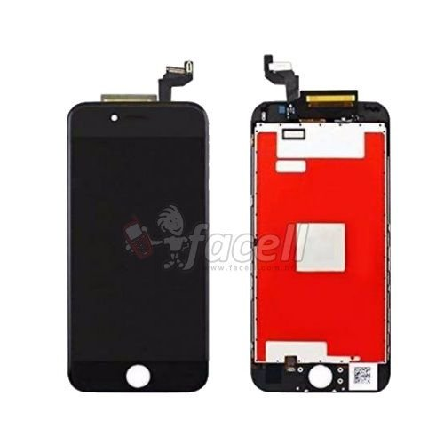 LCD/Touch (Frontal) iPhone 6S Plus Preto AAA
