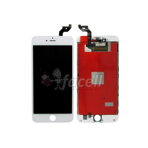LCD/Touch (Frontal) iPhone 6S Plus Branco AAA