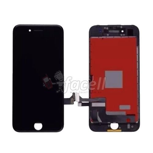 LCD/Touch (Frontal) iPhone 7 Preto Super AAA