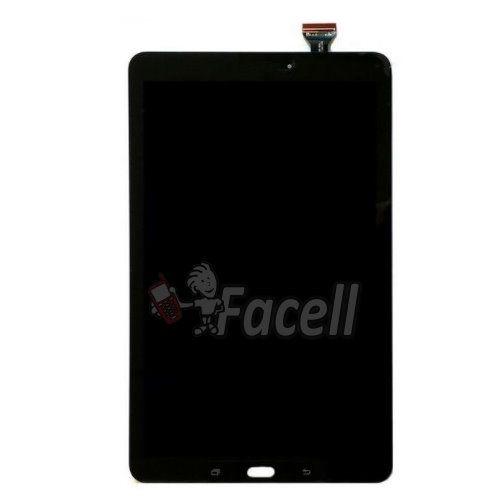 Frontal Tablet Samsung Tab E 9.7 Pol T560 T561M Preto Chumbo