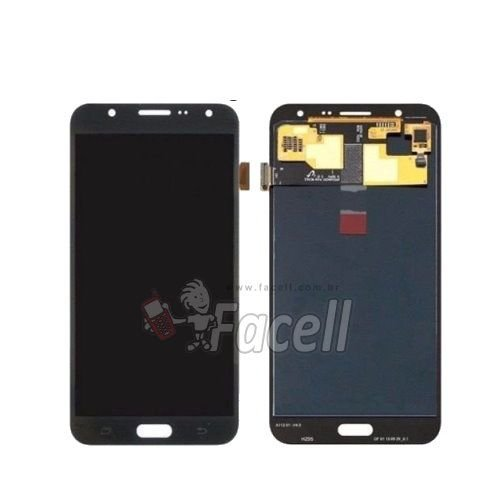 Frontal Samsung Galaxy A710 A7 2016 Preto Original