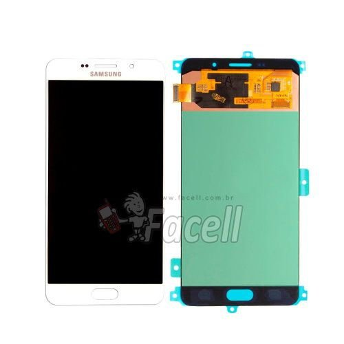 Frontal Samsung Galaxy A710 A7 2016 Branco Original