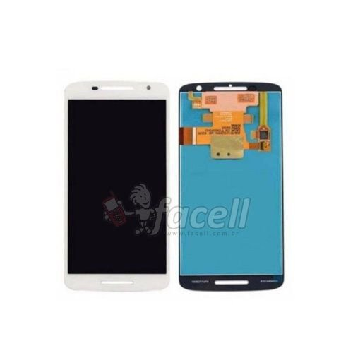 Frontal Motorola Moto X XT1058 XT1060 Branco