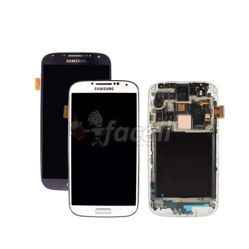 Frontal Samsung Galaxy S4 4G Gt-I9505 I9515 Branco