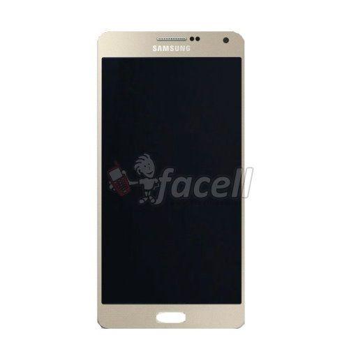 Touch + LCD (Frontal) Samsung Galaxy A7 SM-A700 - Dourado