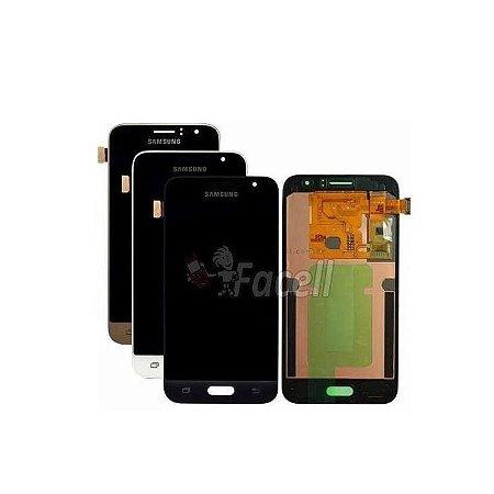Frontal Samsung  J1  J120 Regula Brilho - Escolha a Cor