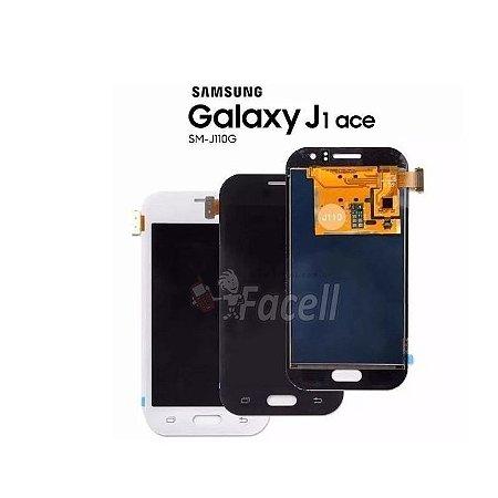 Frontal Samsung J1 Ace J110 Regula Brilho 1 Linha - Escolha a Cor
