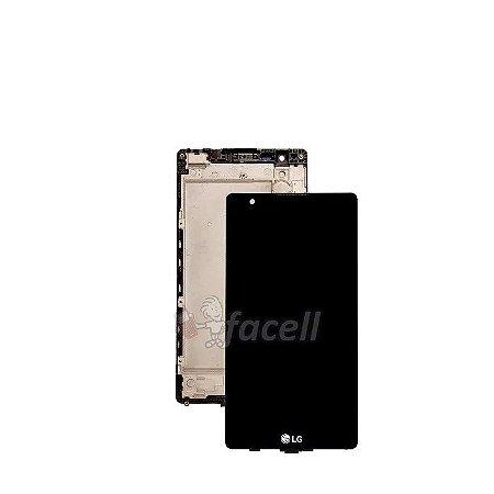Display Frontal LG X Power K220 K 220 Preto - AAA