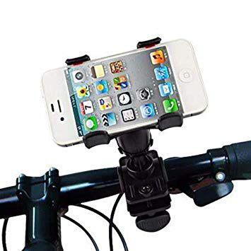 Suporte Universal De Bicicleta Para Gps Celular