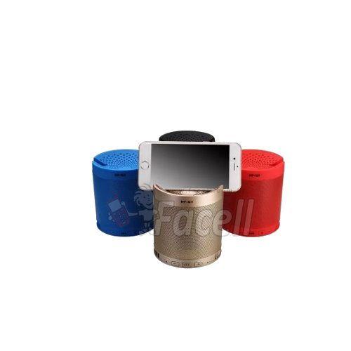 Caixa De Som Bluetooth 2.1 5w Usb Micro Sd Auxia Hf-q3