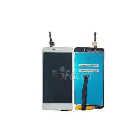 Frontal Xiaomi Redmi 4A 5 Polegadas Branco