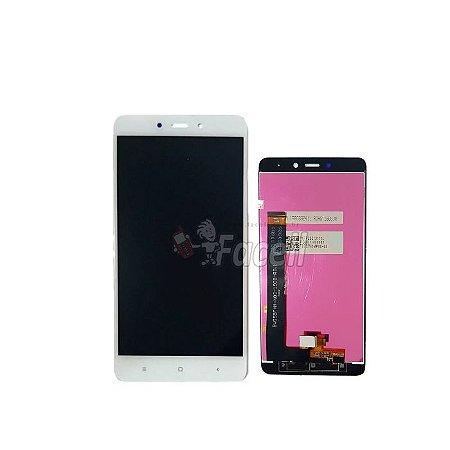 Display Frontal Redmi Note 4 MediaTek Branco